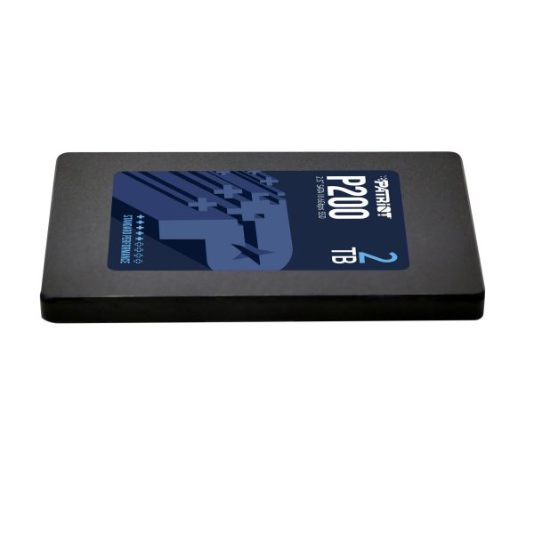 SSD Patriot P200 2TB 530/460 MB/s 90k IOPs 7mm-5