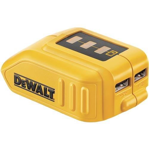 Adapter USB do ładowania DeWalt DCB090-XJ (Li-Ion; 230 V)-2