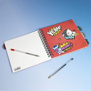 PP BT21 NOTEBOOK WITH DIVIDERS-1