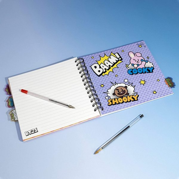 PP BT21 NOTEBOOK WITH DIVIDERS-2
