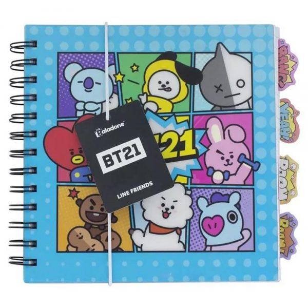 PP BT21 NOTEBOOK WITH DIVIDERS-4