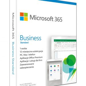 Microsoft 365 Business Standard Retail PL EuroZone Subscr-1