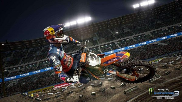 Gra PC Monster Energy Supercross-The Official Video Game 3 (wersja cyfrowa; DE, ENG; od 3 lat)-4