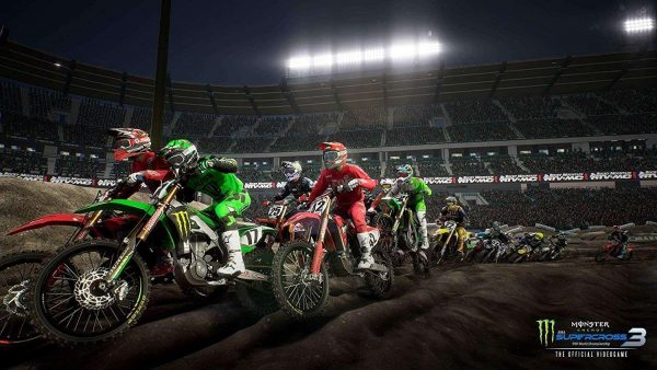 Gra PC Monster Energy Supercross-The Official Video Game 3 (wersja cyfrowa; DE, ENG; od 3 lat)-5
