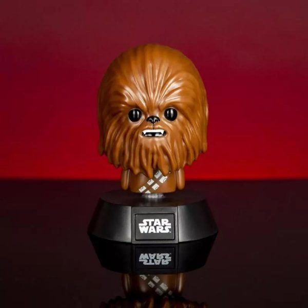 PP STAR WARS EPISODE 9 CHEWBACCA ICON LIGHT BDP-1