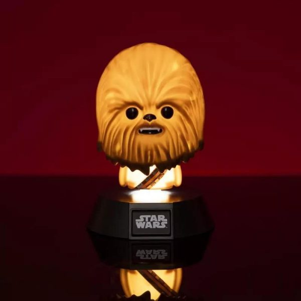 PP STAR WARS EPISODE 9 CHEWBACCA ICON LIGHT BDP-2