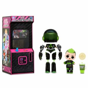 L.O.L Surprise Boys Arcade Heroes Bhaddie Bro lalka w automacie do gier-1