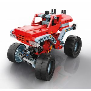 Clementoni Laboratorium Mechaniki Monster Truck-2
