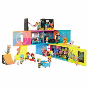 L.O.L. Surprise Clubhouse Playset Domek Klubowy-1